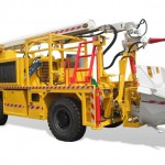 Shotcrete Sprayer Jacon