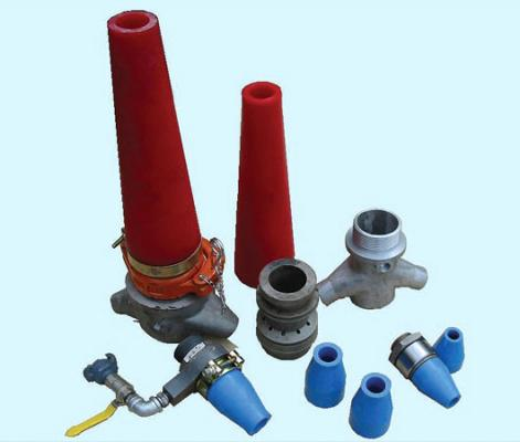 Shotcrete Nozzle Parts